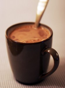diet hot chocolate