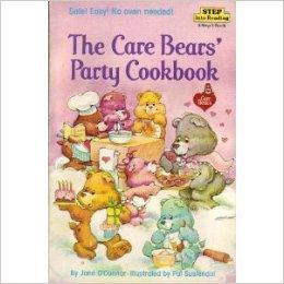 Care bear cookbook